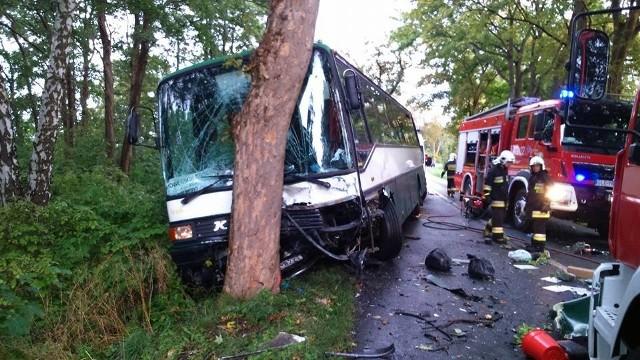 Około 6 rano przed Łebą doszło do śmiertelnego wypadku