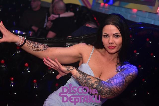 Dzień Kobiet w Disco na Deptaku