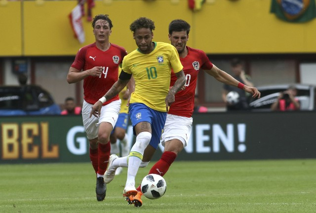MŚ 2018: Brazylia - Szwajcaria ONLINE. Gdzie oglądać w telewizji? TRANSMISJA TV NA ŻYWO