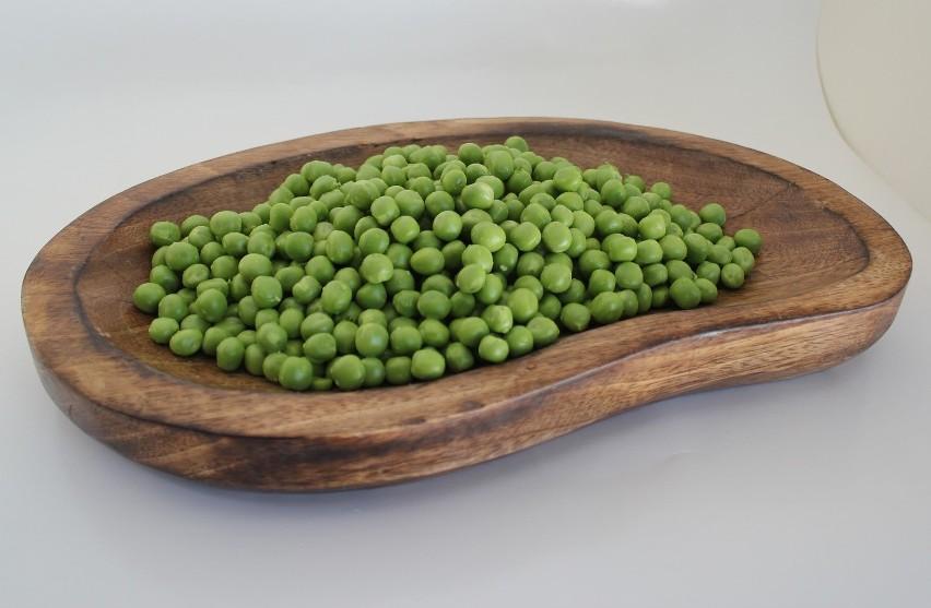 Zawartość białka: 10 g w szklance ugotowanych nasion.
