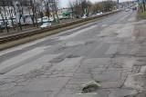 W Dąbrowie Górniczej wyremontują część ul. Piłsudskiego. To główna arteria komunikacyjna wiodąca przez miasto