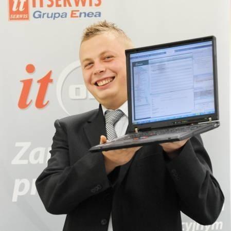 O firmowym projekcie opowiada Robert Marciniak, współtwórca aplikacji itOrganizer i kierownik wydziału oprogramowania w firmie Itserwis