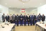 Spotkanie starosty powiatu radomskiego z wójtami. Podsumowano inwestycje i poinformowano o planach