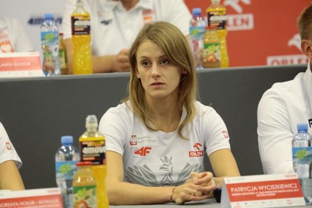 Patrycja Wyciszkiewicz-Zawadzka chce wrócić do wielkiej formy już w przyszłym roku