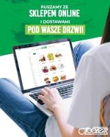 Sklep internetowy PSS Społem Kielce. Wygodne zakupy z dostawą zrobimy online przez całą dobę