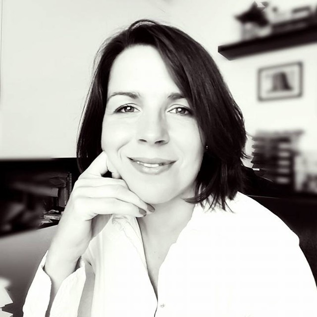 Aleksandra Krajnik, agentka ubezpieczeniowa Avivy.
