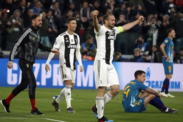 Chiellini wygrał z Juventusem siedem mistrzostw Włoch