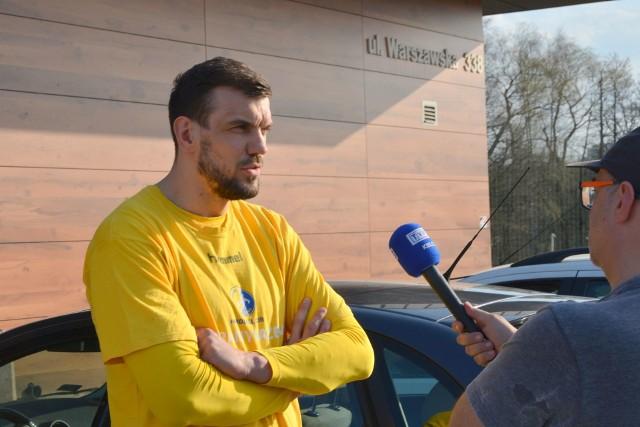 -To była bardzo trudna decyzja - mówi o odejściu do Flensburga Michał Jurecki, rozgrywający PGE VIVE Kielce.