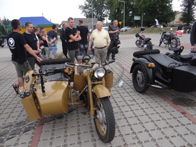 Cepeliada i zlot motocyklowy 2018 w Sulmierzycach