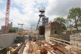 Muzeum Śląskie w Katowicach. W tym roku mija 10 lat od rozpoczęcia budowy w Strefie Kultury. Zobaczcie, jak przebiegała inwestycja