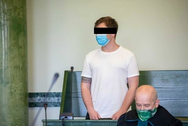 Miesiąc temu w innym procesie sąd skazał już Daniela M. na prace społeczne. W tamtej sprawie chodziło o posiadanie narkotyków