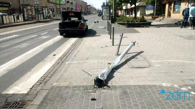Sygnalizacje świetlne przy skrzyżowaniu ul. Głogowskiej z ul. Sielską  oraz przy skrzyżowaniu ul. Hetmańskiej z ul. 8 Czerwca 1956 roku w Poznaniu uległy zniszczeniu po wypadkach. Zarząd Dróg Miejskich apeluje o bardziej ostrożną jazdę.