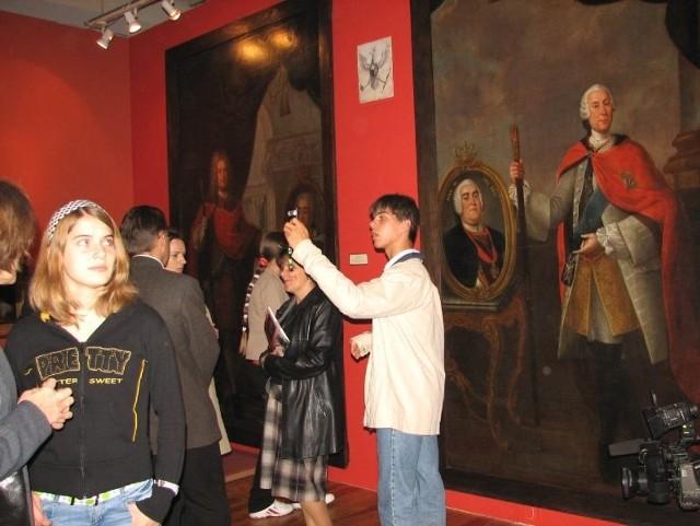 Czasy saskie w Muzeum Okregowym w Suwalkach