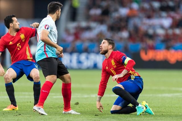 Kadra Hiszpanii na Euro. Ramos nie zagra z Polską!