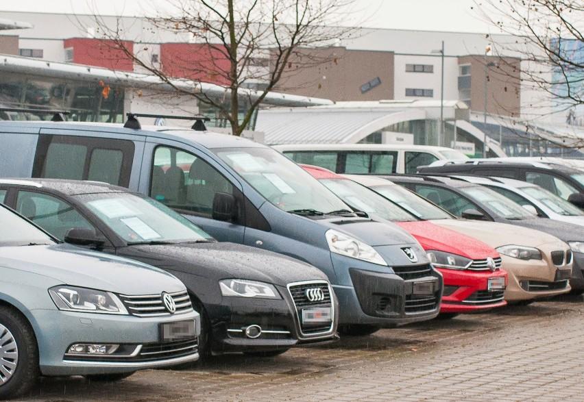 Sprawdziliśmu, jakie marki samochodów najczęściej padają ofiara złodziei