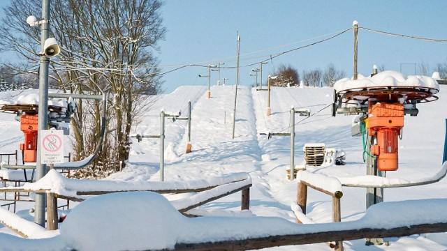 Stoki narciarskie w gminie Przywidz nadal zamknięte. Są szanse na otwarcie?