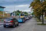Uwaga kierowcy, utrudnienia przy wiadukcie Biskupia Górka i przy Bramie Wyżynnej w Gdańsku. Zmiana organizacji ruchu