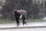 Intensywne opady deszczu. Możliwe również burze