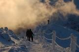 2 stopień zagrożenia lawinowego w Karkonoszach! Bardzo trudne warunki dla turystów