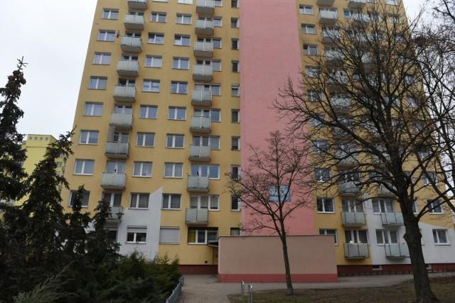 Blok przy ul. Matejki 65 w Toruniu