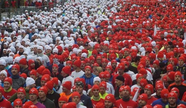 W Biegu Niepodległości w Poznaniu weźmie udział w niedzielę co najmniej 22 tys. zawodników