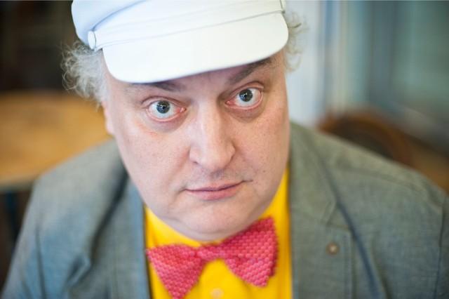 Maciej Nowak, dyrektor artystyczny w Teatrze Polskim w Poznaniu, krytyk teatralny i kulinarny