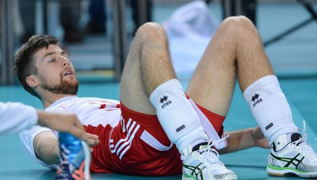 Michał Kubiak wielokrotnie pokazywał, że ma twardy charakter. Jeśli tylko będzie w stanie skakać na pewno pomoże reprezentacji Polski w berlińskim turnieju kwalifikacyjnym do Igrzysk Olimpijskich