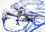 Kraków. Żywy obraz stworzony przez Art Color Ballet powstanie w ArtSferze Muzeum Narodowego