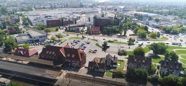 W piątek rozpoczynają się konsultacje społeczne na temat planów zagospodarowania terenów przed toruńskim Dworcem Wschodnim.