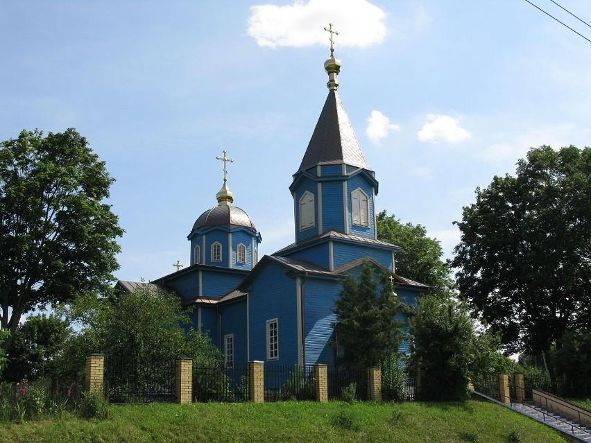 Cerkiew w Rajsku...