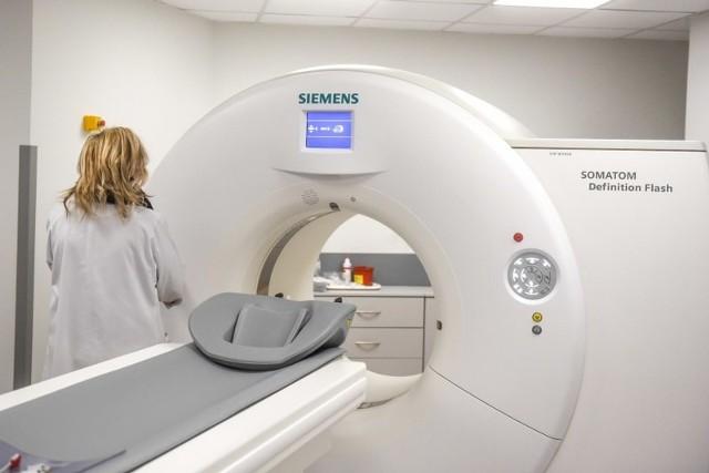Miasto kupiło tomograf komputerowy za 4 miliony złotych