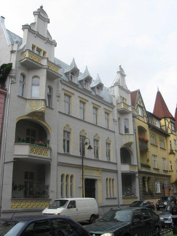 Kamienica przy ul. Cieszkowskiego 11