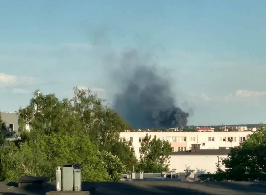 Pożar na Dojlidach