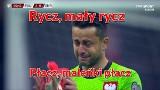 Polska - San Marino MEMY Fabiański ze łzami w oczach pożegnał reprezentację