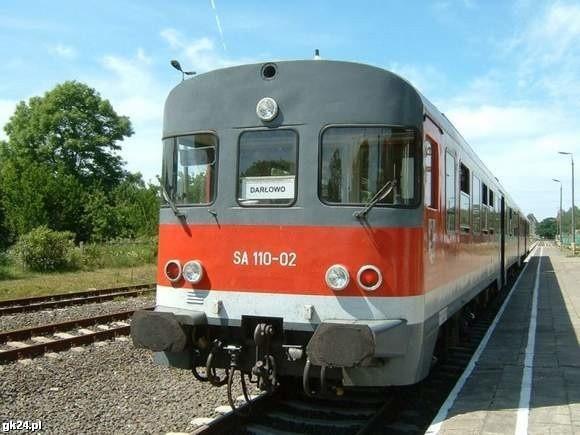 Szynobus na trasie Sławno - Darłowo nie pojedzie do końca czerwca