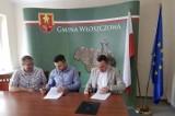 Będzie odwodnienie ulic we Włoszczowie. Umowa podpisana