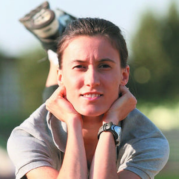Katarzyna Kowalska w tym sezonie jest kolekcjonerką medali