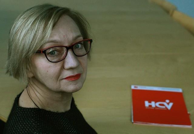 Dr Urszula Sztuka-Polińska, Łódzki Państwowy Wojewódzki Inspektor Sanitarny