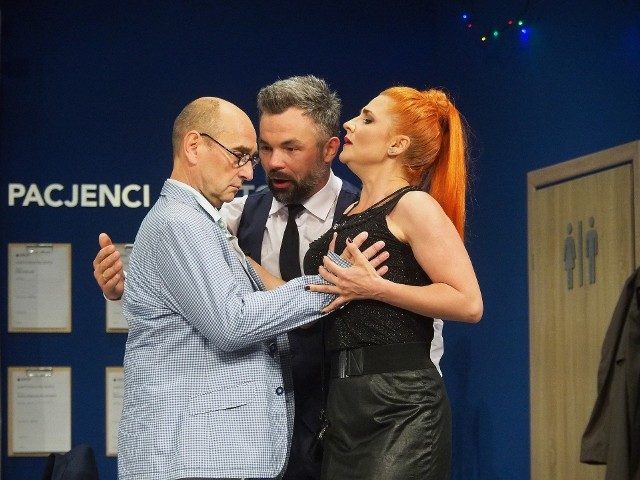"""Teatr Dramatyczny wystawia spektakl """"Wszystko w rodzinie"""""""
