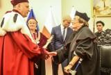 Tytuł honoris causa Gdańskiego Uniwersytetu Medycznego dla Barbary Krupy-Wojciechowskiej [ZDJĘCIA]