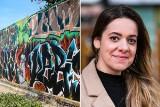 Radna Dominika Jackowski bohaterką ostatniej sesji Rady Miasta Szczecin. Debatowali nad odebraniem jej mandatu. W tle Urban Art Festiwal