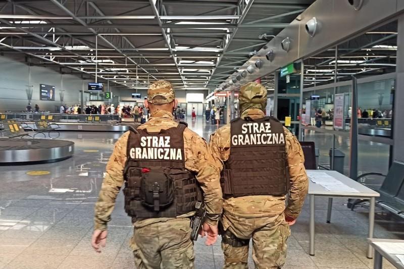 Straż Graniczna poważnie traktuje każde zgłoszenie, dotyczące dziwnego zachowania turystów