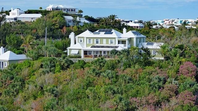 Hamilton, Bermudy - to najdroższe miasto świata....
