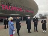 W Tauron Arenie Kraków będzie masowe szczepienie mieszkańców miasta. Dziennie nawet dwa tysiące osób