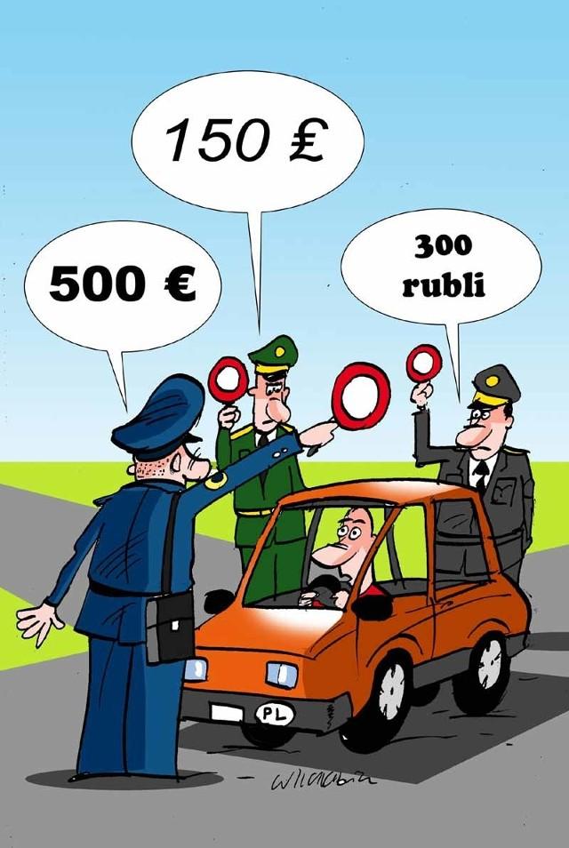 Namierzy nas radar w Niemczech, mandat zapłacimy w Polsce