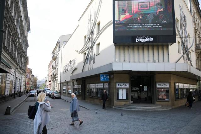 Ośmiu kandydatów będzie się ubiegać o stanowisko dyrektora Teatru Bagatela