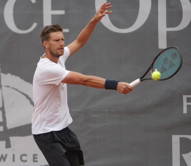Przez ostatnie lata MP w tenisie odbywały się w Gliwicach
