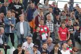 Zagłębie Sosnowiec - GKS Bełchatów ZDJĘCIA KIBICÓW Fani Zagłębia wściekli na sędziego, bo nie podyktował rzutu karnego
