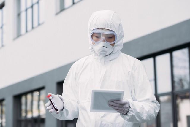 Koronawirus u sieradzanina? Jest na obserwacji w szpitalu Biegańskiego w Łodzi!