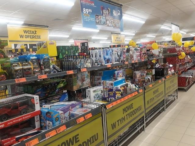Otwarcie Biedronki w Zbicznie - 24 listopada 2020 r. Tak wygląda sklep od środka